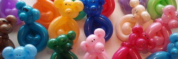 Traktatie ballonnen